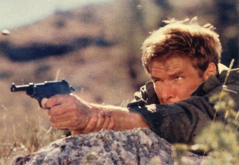 Oberstleutnant Barnsby (Harrison Ford). – Bild: Sony