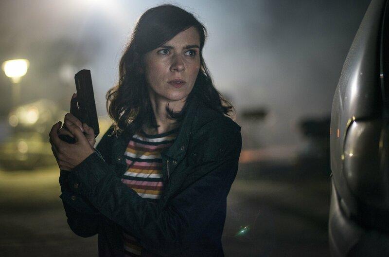 Kira Dorn (Nora Tschirner) hat eine Spur zum wahren Täter. – Bild: MDR/Wiedemann&Berg/Stephanie Kulbach