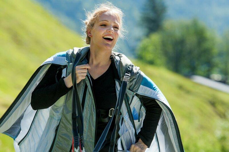 Lara Kreidl (Angela Schausberger). – Bild: ORF 1