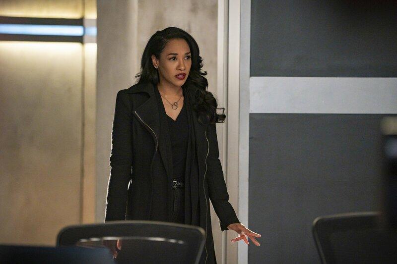 Iris West-Allen (Candice Patton) – Bild: 2019 The CW Network, LLC. All rights reserved. Lizenzbild frei