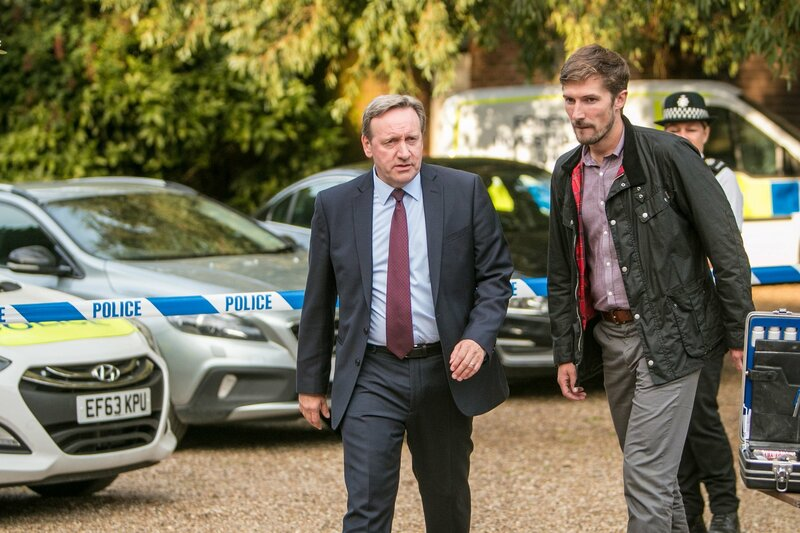 Neil Dudgeon, Gwilym Lee – Bild: RTS 1