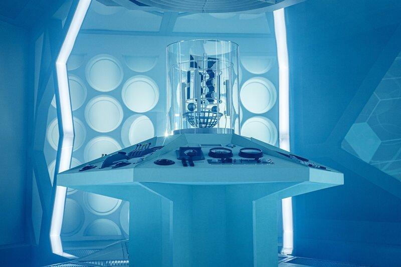 Picture Shows: TARDIS TWO – Bild: Fox Channel