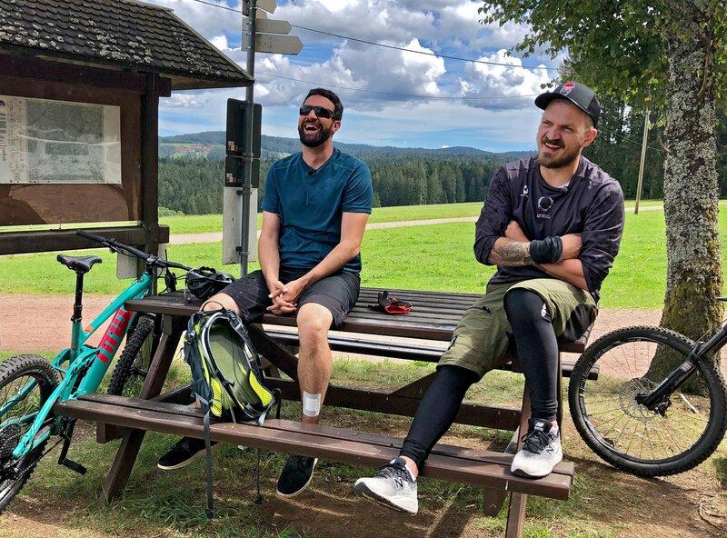 Expedition In Die Heimat 250 Mit Dem E Bike In Den Schwarzwald Fernsehserien De