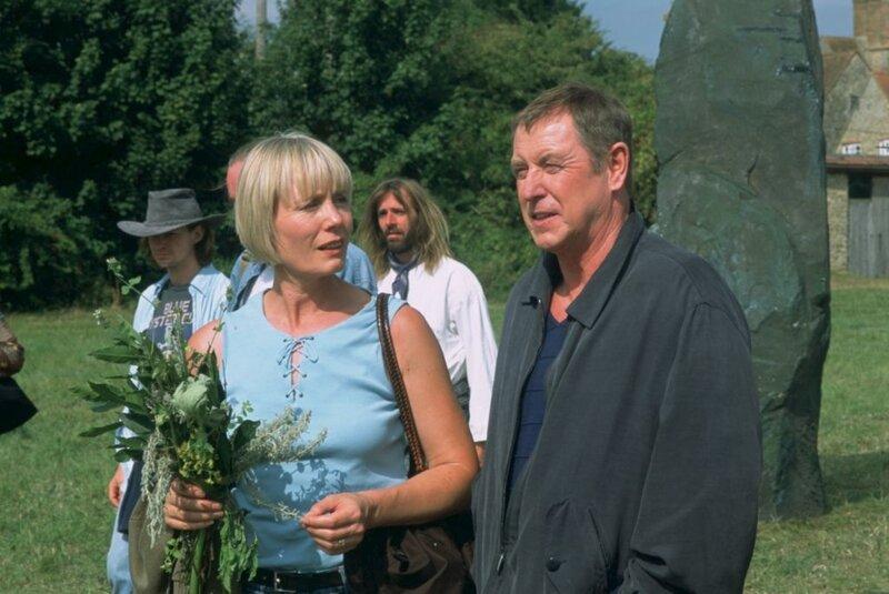 Joyce Barnaby (Jane Wymark) und DCI Tom Barnaby (John Nettles). – Bild: ZDF und All3Media