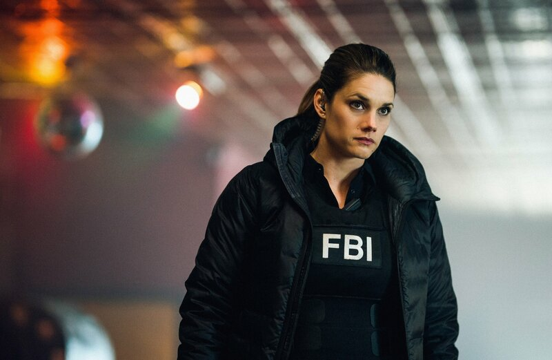 Maggie Bell (Missy Peregrym) – Bild: 2019 CBS Broadcasting, Inc. All Rights Reserved / Michael Parmelee Lizenzbild frei
