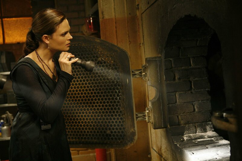 Dr. Brennan (Emily Deschanel) – Bild: 2007-2008 Fox and its related entities. All rights reserved. Lizenzbild frei