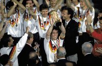 Mensch Beckenbauer! Schau'n mer mal