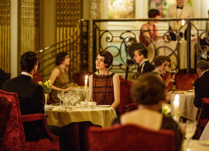 Downton Abbey Willkommen zu Hause Staffel 6, Episode 4 – Bild: SRF2
