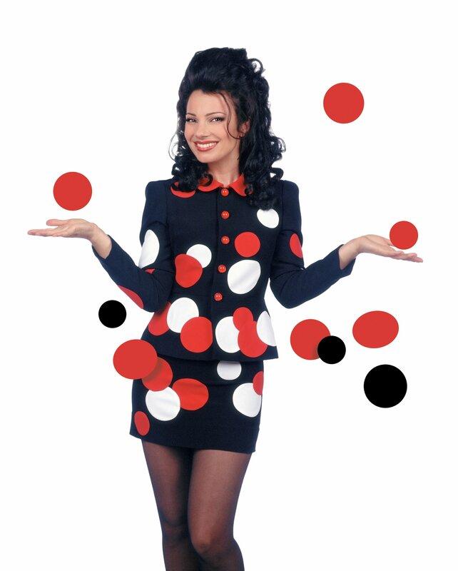Fran Fine (Fran Drescher), die Nanny, hat alle Hände voll zu tun im Hause Sheffield. – Bild: TriStar Television, Inc.