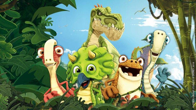 Gigantosaurus – Bild: Cyber Group Studios