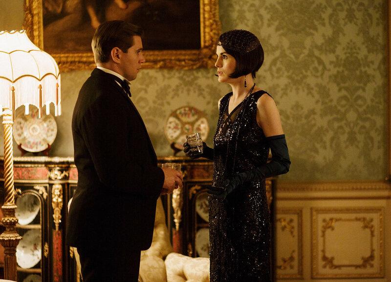 Downton Abbey Gebrochene Herzen Staffel 6, Episode 8 – Bild: SRF2