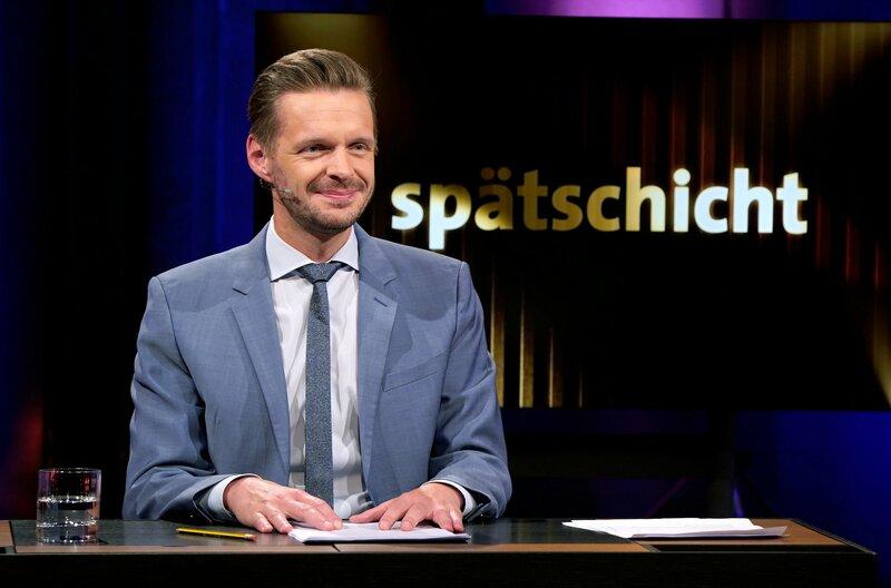Florian Schroeder – Bild: SWR/Bettina Müller