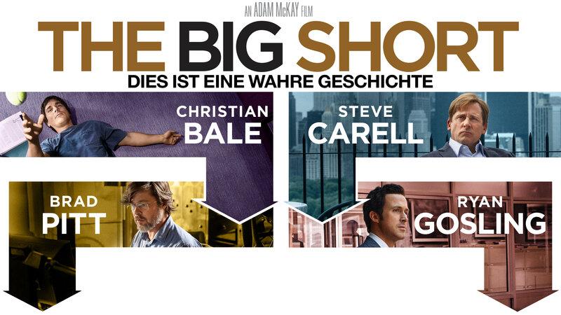 The Big Short - Plakat – Bild: Puls 8
