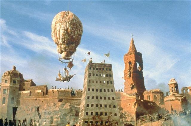 Die Abenteuer des Baron Münchhausen – Bild: MDR