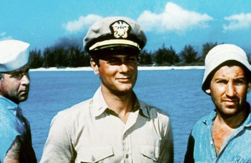 Tony Curtis (Nicholas Holden). – Bild: rbb