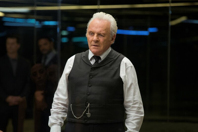 Dr. Robert Ford (Anthony Hopkins). – Bild: Home Box Office, Inc.HBO® and all related programs are the property of Home Box Office, Inc.