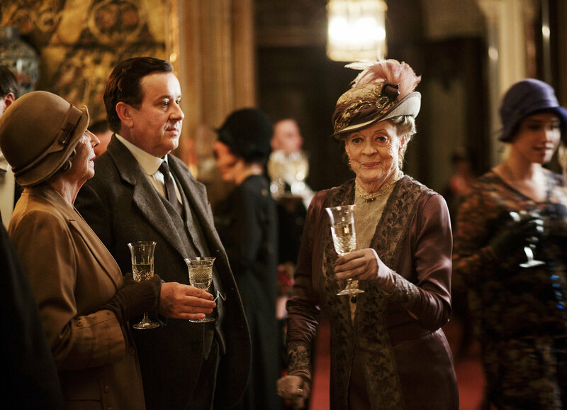 Fernsehserien Downton Abbey