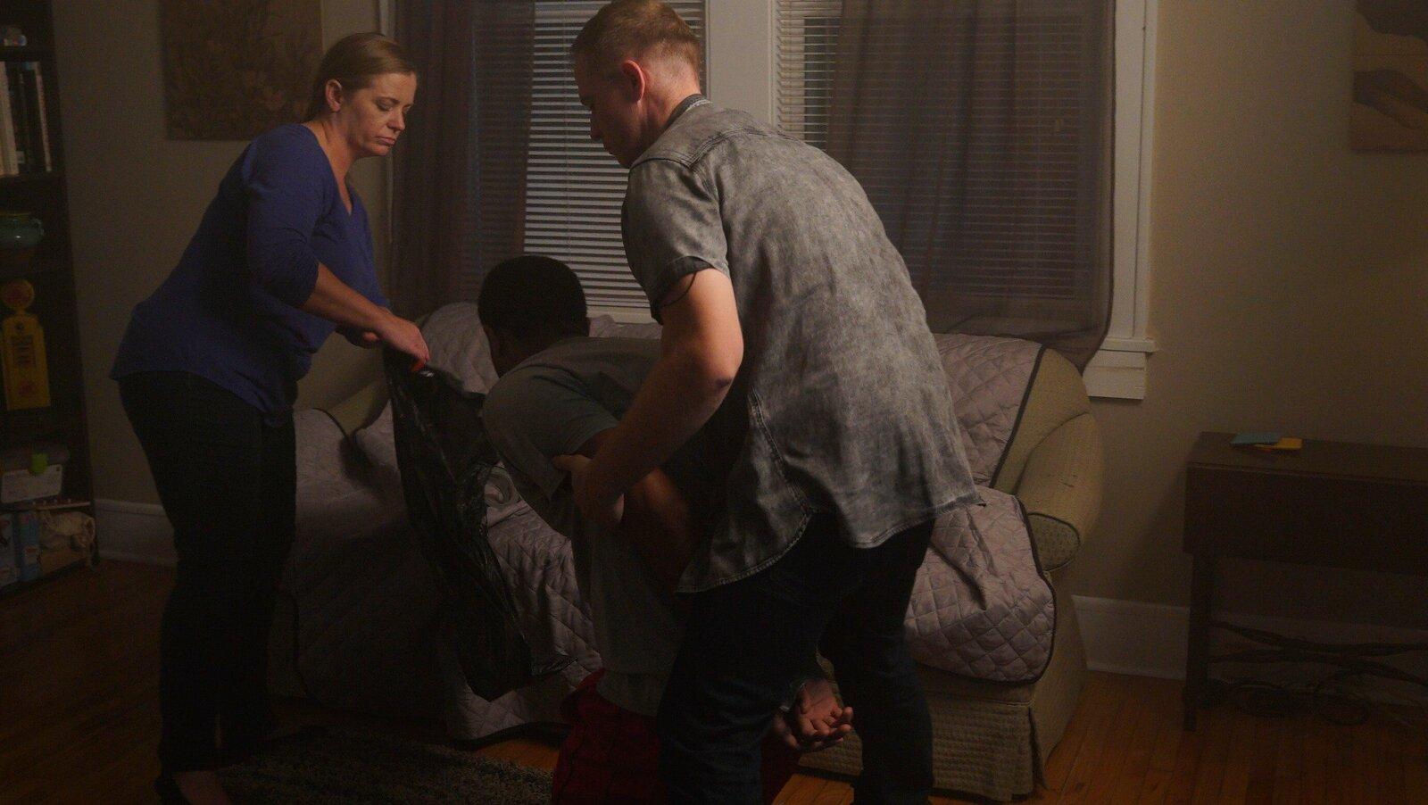 Homicide Hunter - Dem Mörder auf der Spur S09E16: Blinde
