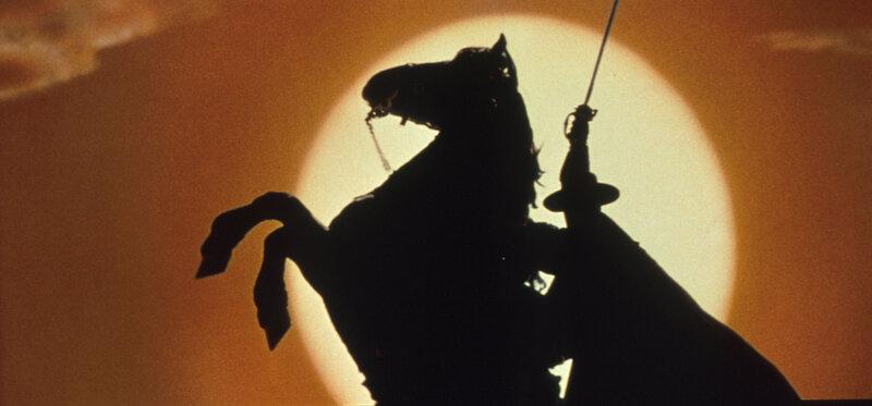 Der Rächer der Unterdrückten: Zorro (Antonio Banderas) – Bild: Puls 4