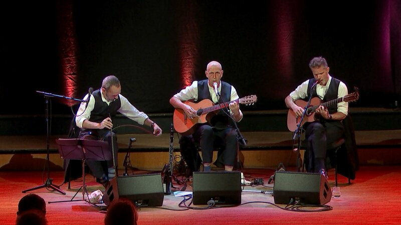 Stefan Slupetzky, Martin Zrost, Michael Kunz. – Bild: ORF/ORF III