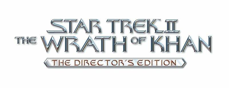 """Star Trek II - The Wrath of Khan"" - Originaltitel Logo – Bild: Paramount Pictures Lizenzbild frei"