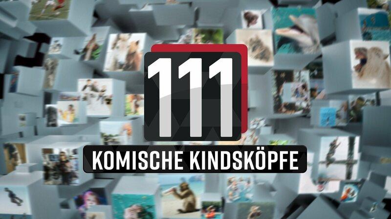 111 komische Kindsköpfe! - Logo – Bild: SAT.1 Eigenproduktionsbild frei
