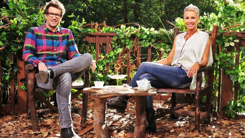 Daniel Hartwich und Sonja Zietlow – Bild: TVNOW