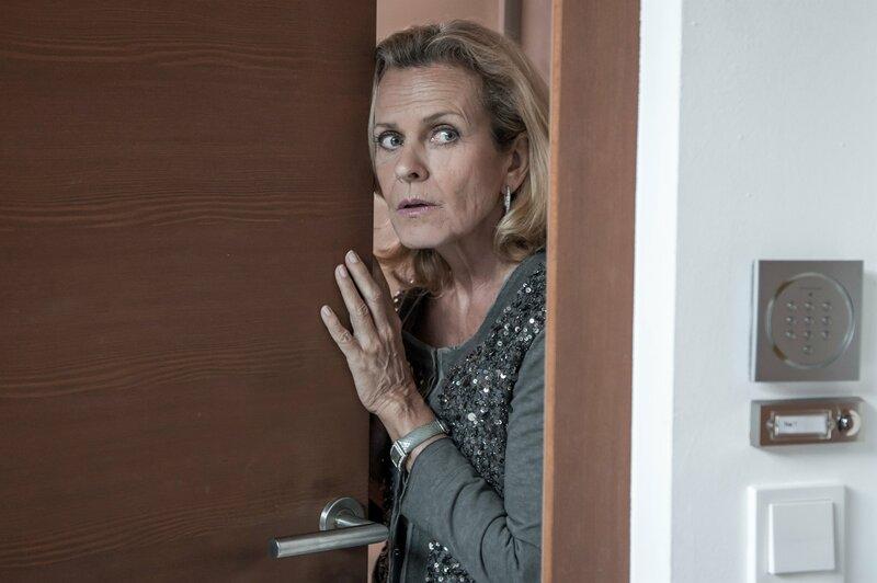 Andrea L'Arronge (Gräfin Schönberg). – Bild: SRF zwei