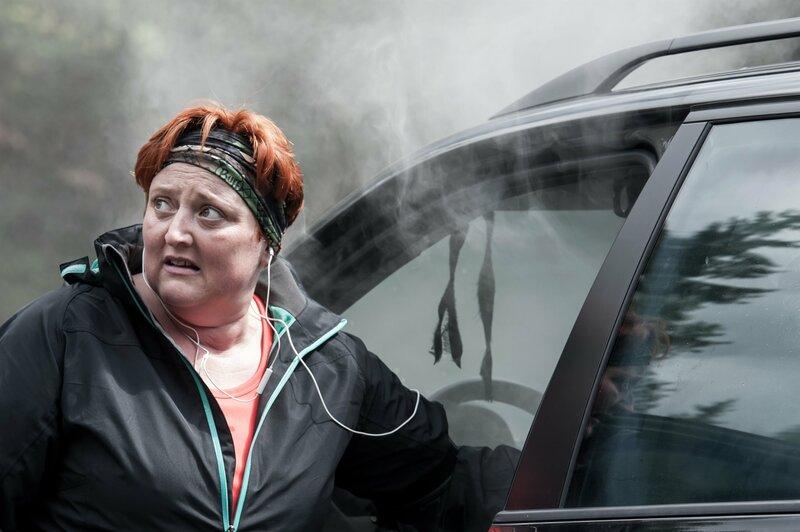 Veronika Polly (Dr. Stefanie Löcker). – Bild: SRF zwei
