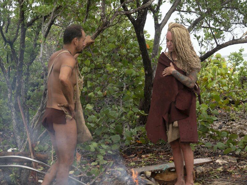 Naked Survival - Ausgezogen in die Wildnis im TV - Sendung