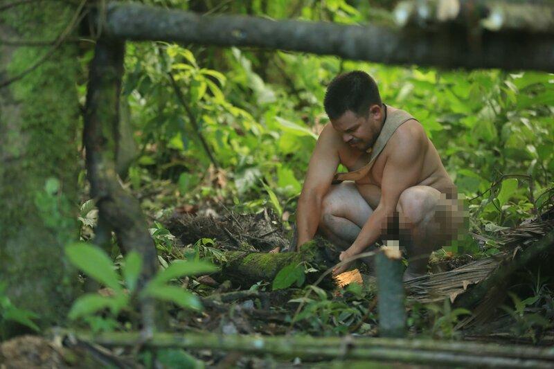Naked Survival - Ausgezogen in die Wildnis S06E01