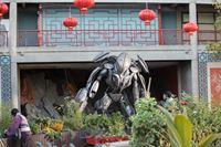 Ein Mech in Chinatown ... – © ProSieben MAXX