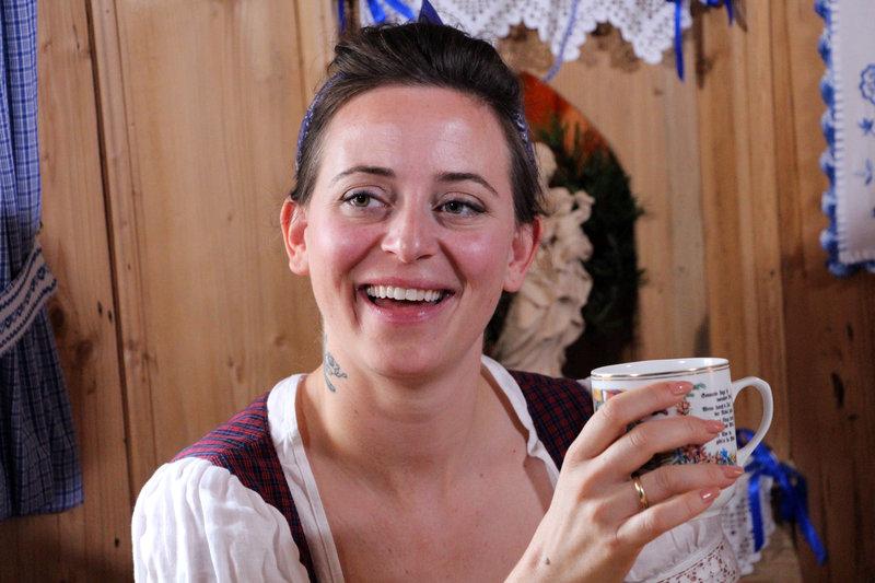 Lena Hoschek. – Bild: ORF III