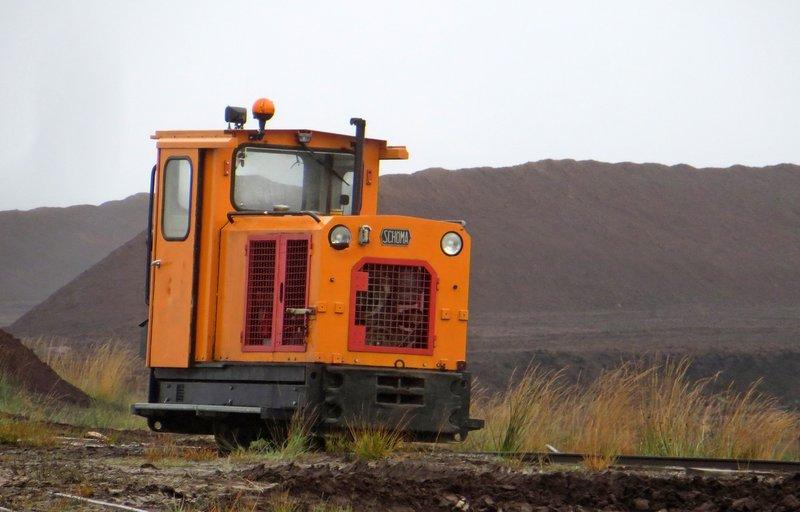 Eisenbahn Romantik Auf Fliegenden Gleisen Durchs Moor