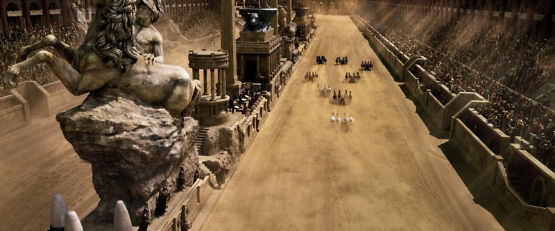 Ben Hur – Bild: Paramount Pictures and Metro Goldwyn Mayer Pictures Inc. All Rights Reserved.