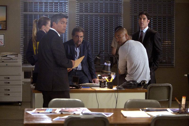 Criminal Minds S09E23: Himmel oder Hölle? (Angels (Part I