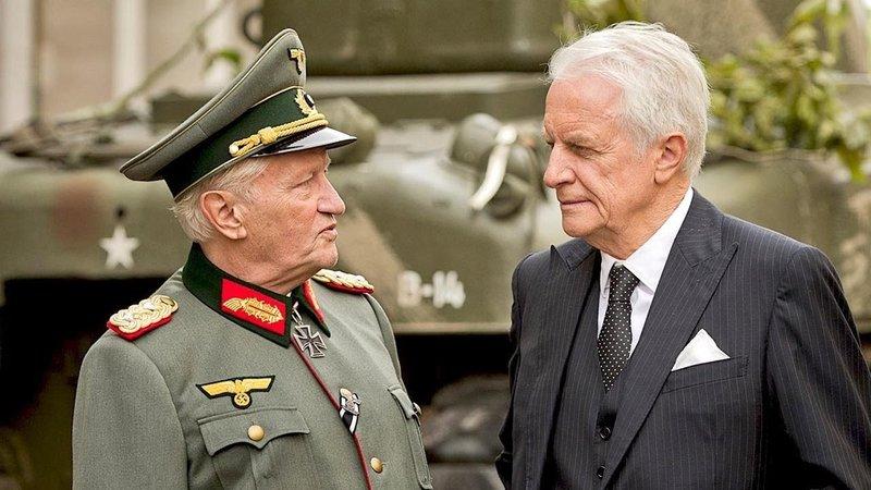 Diplomatie – Bild: RTS