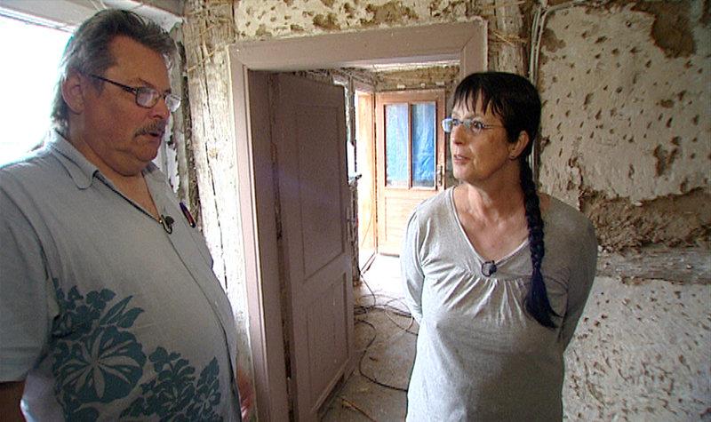 die schnppchenhuser der traum vom eigenheim 39 eine hausversteigerung und ein hauspilz fernsehseriende - Bild Wohnzimmer Erschrecken