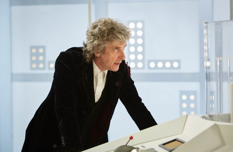 Picture shows: The Doctor (PETER CAPALDI) – Bild: BBC WORLDWIDE 2017©