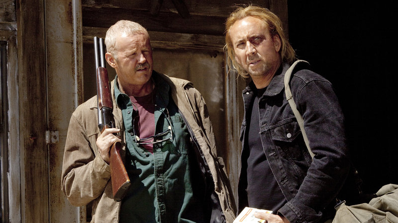 Webster (David Morse, li.) und Milton (Nicholas Cage, re.) – Bild: RTL Zwei