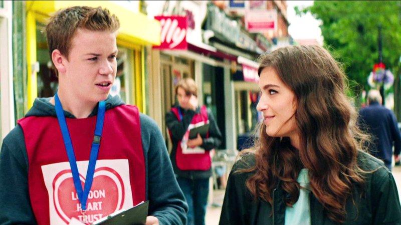 Durch Evelyn (Alma Jodorowsky) lernt Jack (Will Poulter) ein neues Leben kennen.Durch Evelyn (Alma Jodorowsky) lernt Jack (Will Poulter) ein neues Leben kennen. – Bild: RTL Zwei