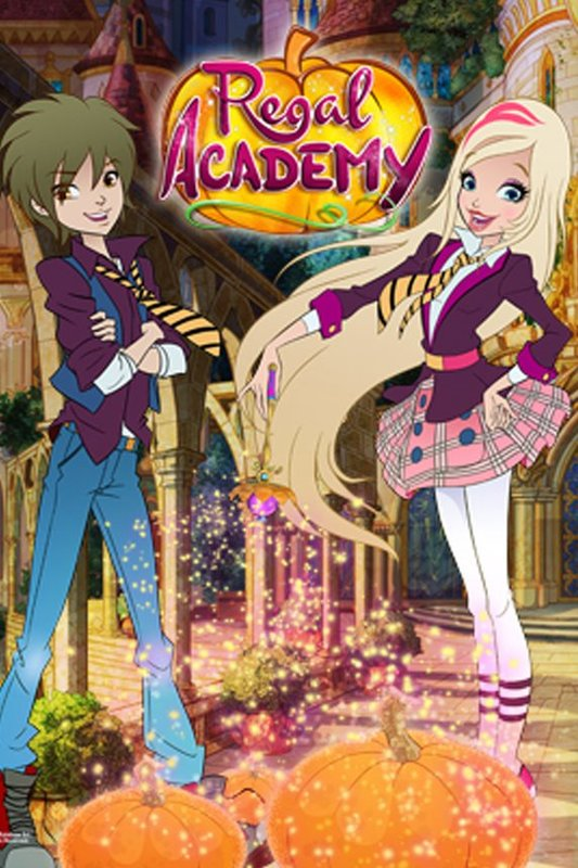 Regal Academy - Logo. – Bild: Nickelodeon