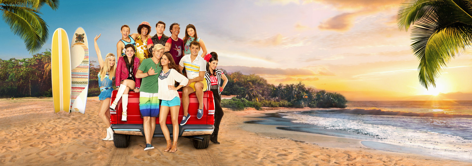Teen Beach 2 – Bild: ORF