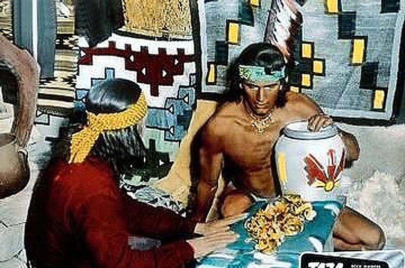 Taza, der Sohn des Cochise – Bild: Blizz
