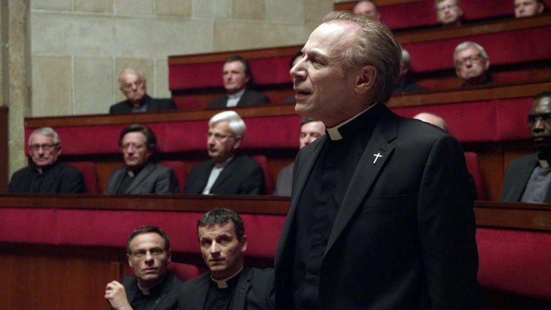 Pater Bosco (Thierry Gimenez, r.) – Bild: Bibel TV