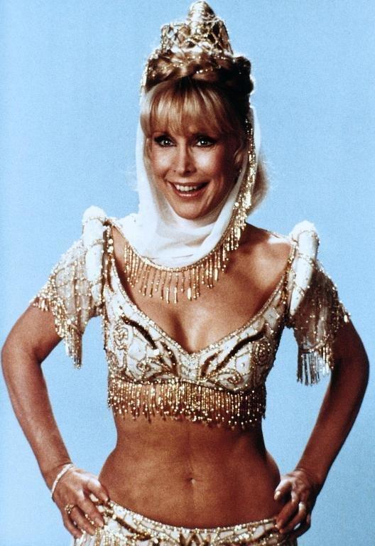 Die Rückkehr der bezaubernden Jeannie – Bild: Copyright ITV MEDIA GROUP