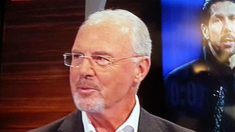Libero: Der Spielfilm über König Fußball mit Franz Beckenbauer – Bild: Copyright ITV MEDIA GROUP