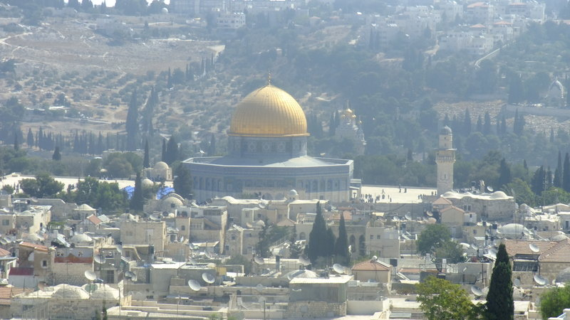 dome of the Rock2 Jerusalem.jpg – Bild: Sky