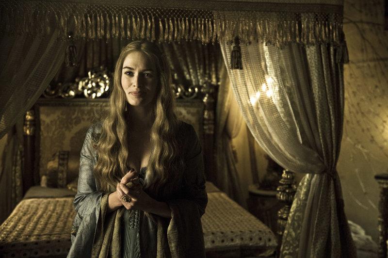 Königin Cersei (Lean Headey) will ihr Geheimnis unbedingt bewahren.. – Bild: RTL II