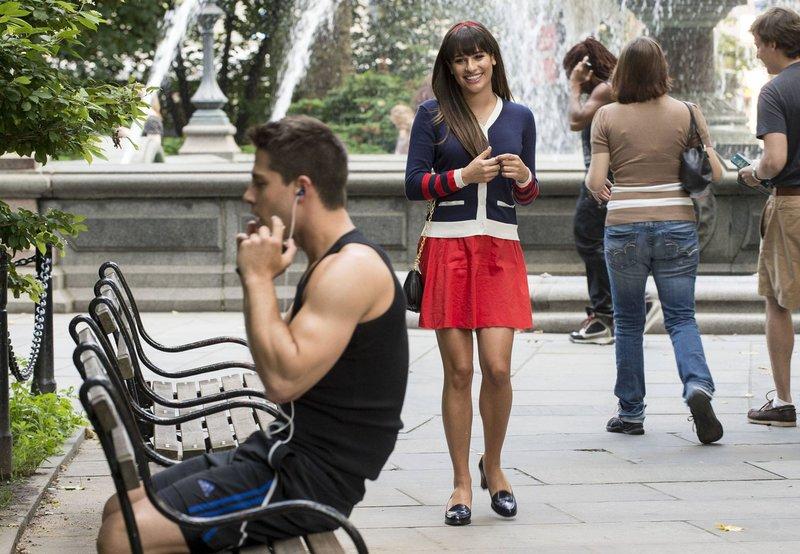 Rachel (Lea Michele, r.) und Brody (Dean Geyer, l.) – Bild: Passion